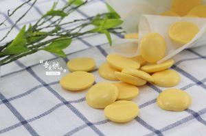无添加剂,零失败的宝宝零食——蛋黄溶豆【图片】