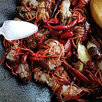 #一人一道拿手菜# 小龙虾的做法图解6