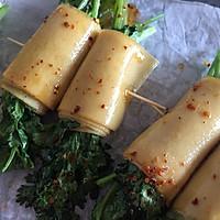 #硬核菜谱制作人#烤菜卷的做法图解10