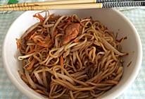 日式炒面 焼きそば的做法