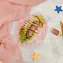 美式街頭小吃-熱狗面包#甜粽VS咸粽,你是哪一黨?#