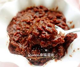 万能的赤小豆(红豆)馅(家庭版自制豆沙馅)的做法