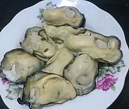 #网红美食我来做#清蒸生蚝的做法