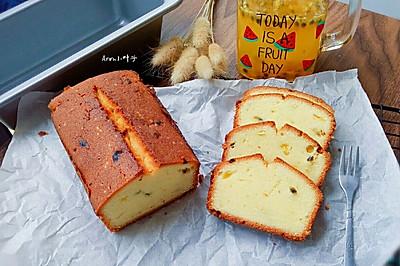 百香果磅蛋糕#让爱不负好时光#