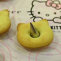 百变凯蒂猫甜甜圈的做法图解12