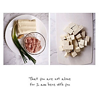 #今天吃什么#超级下饭的肉沫豆腐!的做法图解1