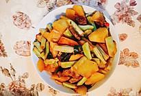 家常五花肉炖芸豆土豆的做法