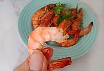 #全电厨王料理挑战赛热力开战!#不加1滴油的蒜蓉虾的做法