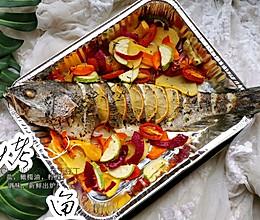 #宅家厨艺 全面来电#地中海烤鱼的做法
