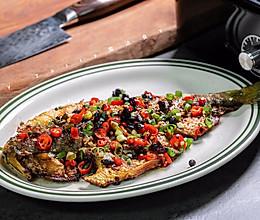 干烧黄花鱼#母亲节,给妈妈做道菜#的做法