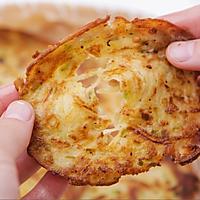 3分钟就能学会的土豆丝饼,外酥里嫩,香气扑鼻的做法图解10