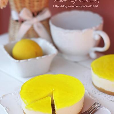 檸檬酸奶凍芝士