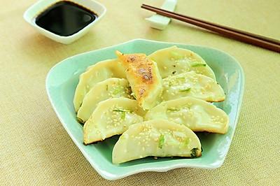 【首发】榨菜鲜肉锅贴--乌江榨菜