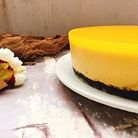 8寸芒果慕斯蛋糕的做法图解20