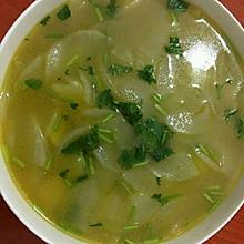 老黄瓜种汤