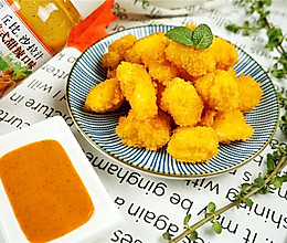 泰式香酥鸡米花#丘比轻食厨艺大赛#的做法