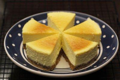 重乳酪蛋糕(重芝士蛋糕)