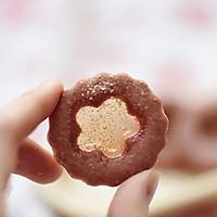 草莓玻璃心饼干的做法图解14