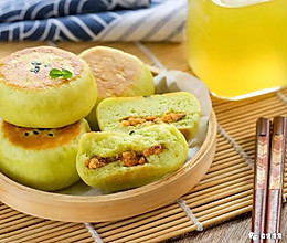 菠菜小面包 宝宝辅食食谱的做法
