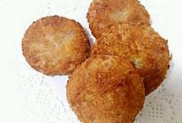 紫薯山药饼的做法