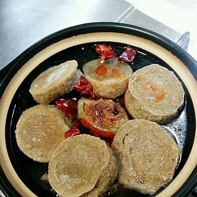 砂锅带鱼素鸡煲的做法 步骤4