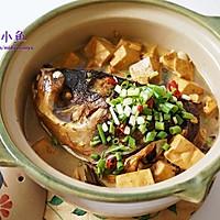 鱼头豆腐砂锅