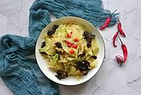 非常脆爽又好吃的莴笋炒双耳#母亲节,给妈妈做道菜#的做法