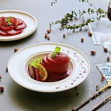 浪漫甜品——【红酒雪梨】