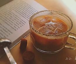 午后冰奶茶的做法