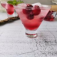 """#""""莓""""好春光日志#蔓越莓鸡尾酒的做法图解4"""