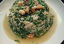 海鲜豆渣的做法