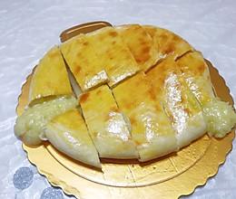 网红芝士榴莲饼的做法