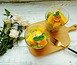 #精品菜谱挑战赛#鹰嘴豆创意沙拉杯的做法