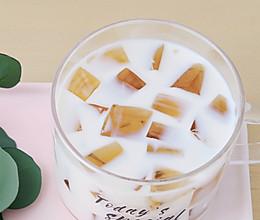 #营养小食光#白桃乌龙椰汁茶冻的做法
