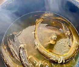 黄鳝汤(祛湿)的做法