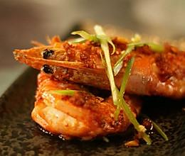 好吃的虾的做法