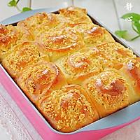 椰蓉面包卷的做法图解18