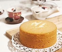 奶茶戚风蛋糕,新手也能做成功哟!的做法