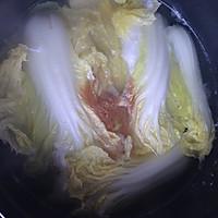 大喜大牛肉粉试用之白菜豆腐汤的做法图解3