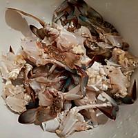 宁波特色腌螃蟹#每道菜都是一台食光机#的做法图解6