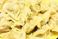韭菜鲜虾饺子的做法