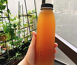 广东甜凉茶五花茶的做法