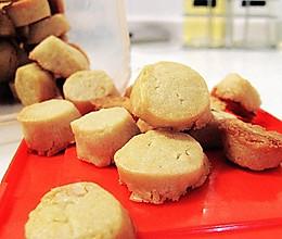 饼干系列——奶油饼干的做法