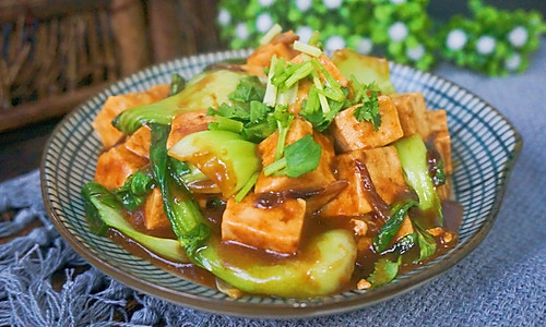 #节后清肠大作战#酱香豆腐的做法