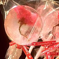 樱花棒棒糖的做法图解6