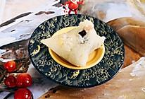 白果蜜枣粽的做法