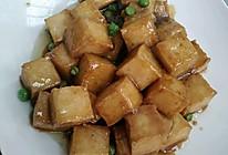 油焖鱼豆腐的做法