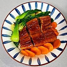 【孕妇食谱】日式蒲烧鳗鱼饭,酱汁浓郁、肉质香嫩,回味无穷~