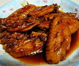 啤酒(可乐)鸡全翅【电饭煲简单做法】的做法