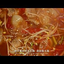 酸汤猪蹄火锅